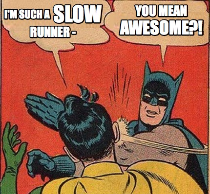 Batman Runner Meme