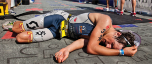 Fallen Triathlete